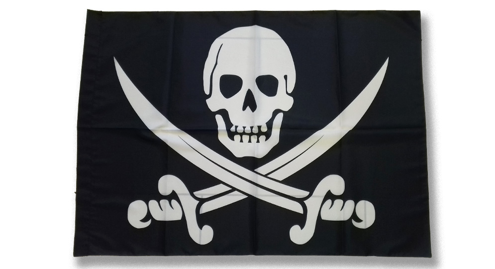PIRATE SWORDS Flags