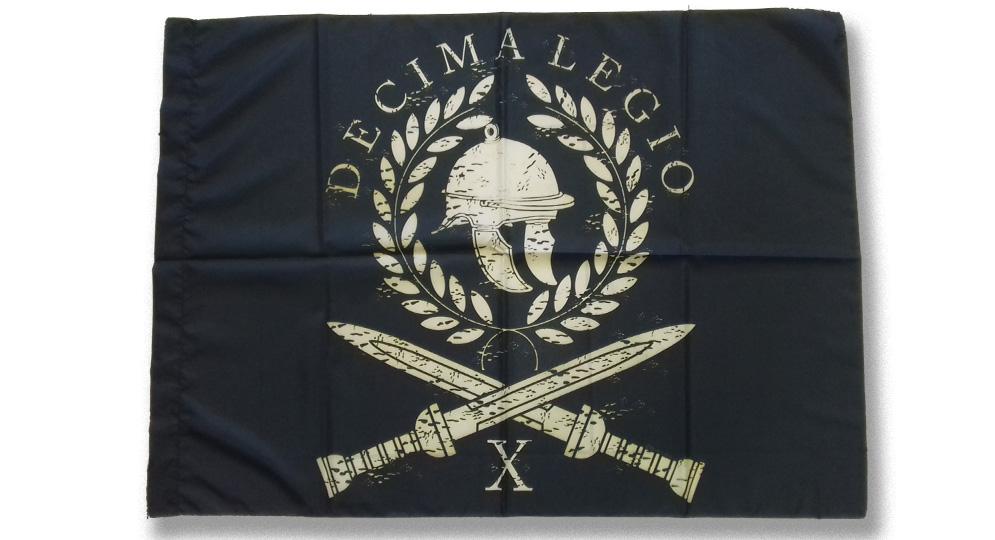 DECIMA LEGIO Flags