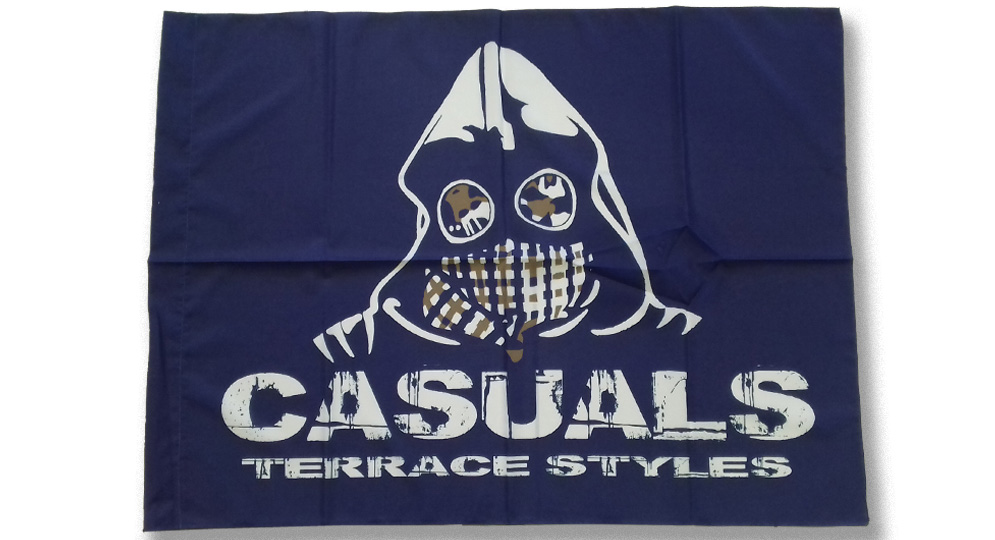 FLAG CASUALS Flags