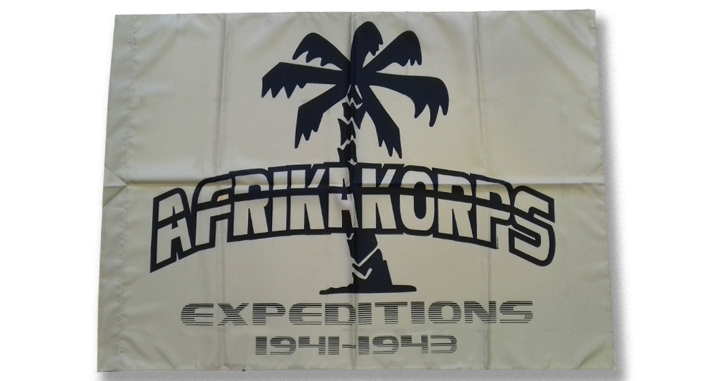 FLAG AFRIKAKORPS Flags