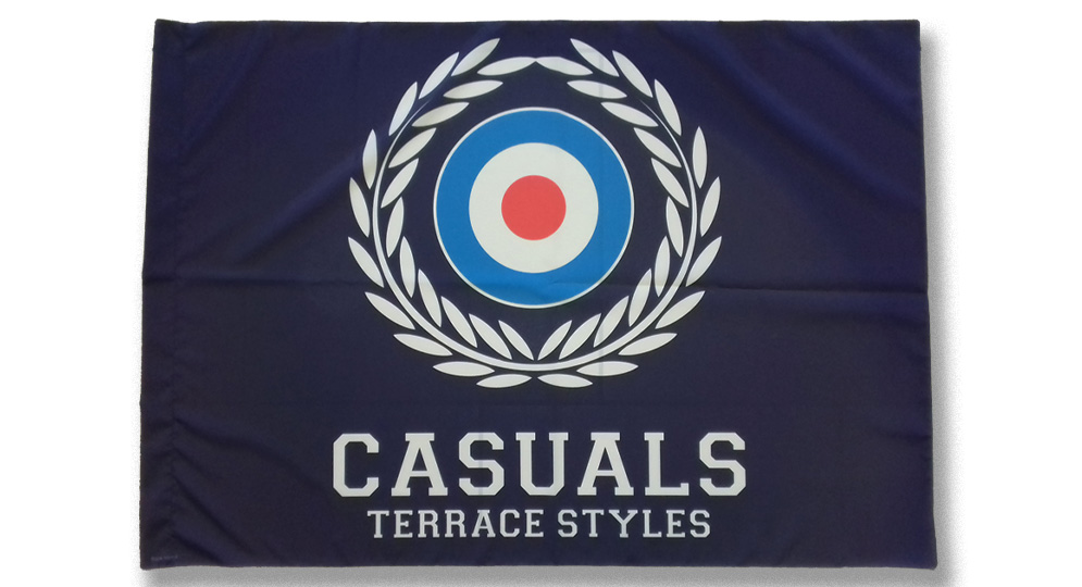 CASUALS ALLORO TARGET Flags