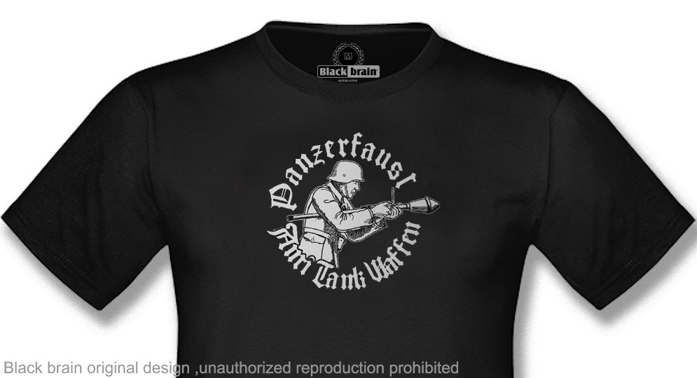 T-SHIRT PANZERFAUST T-shirts