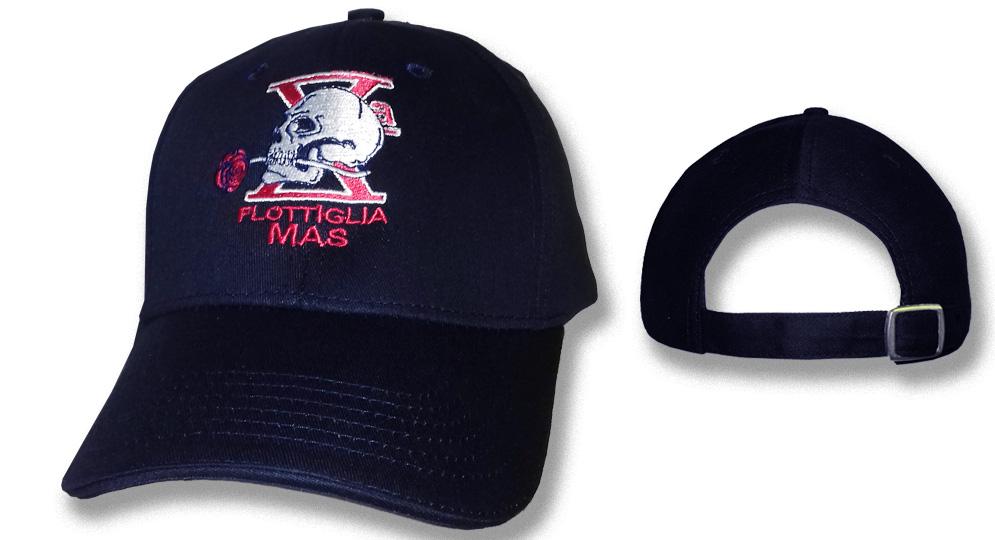 CAP DECIMA MAS Caps