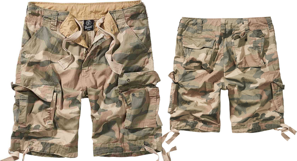 BERMUDA URBAN LEGEND LIGHT WOODLAND Shorts & trousers