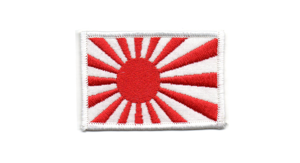 PATCH JAPAN WAR FLAG Patches