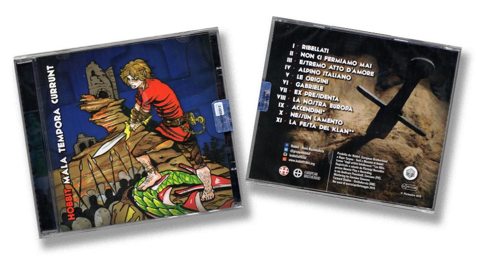 CD - HOBBIT - MALA TEMPORA CURRUNT