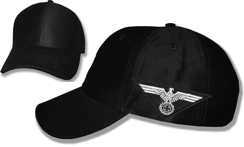 CAP EAGLE CROSS LATO Caps