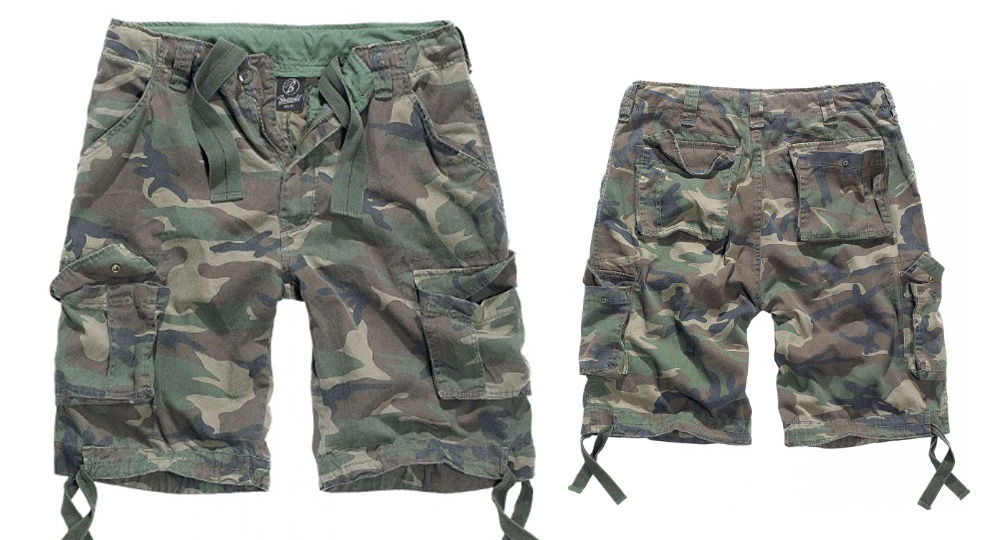 BERMUDA URBAN LEGEND WOODLAND Shorts & trousers