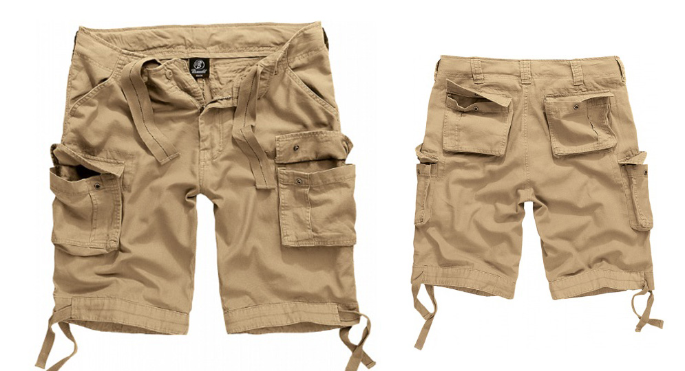 BERMUDA URBAN LEGEND SAND Shorts & trousers