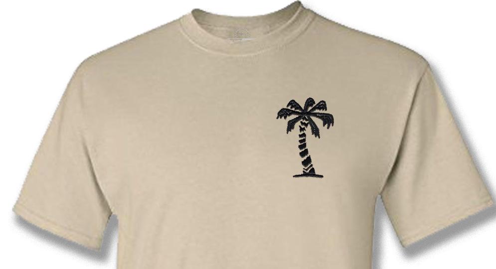 T-SHIRT AFRIKAKORPS PALM T-shirts