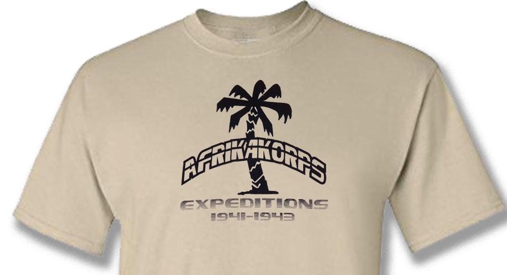 T-SHIRT AFRIKAKORPS T-shirts