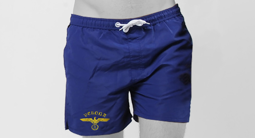 SWIMMING SHORTS AQUILA VERONA Shorts & trousers