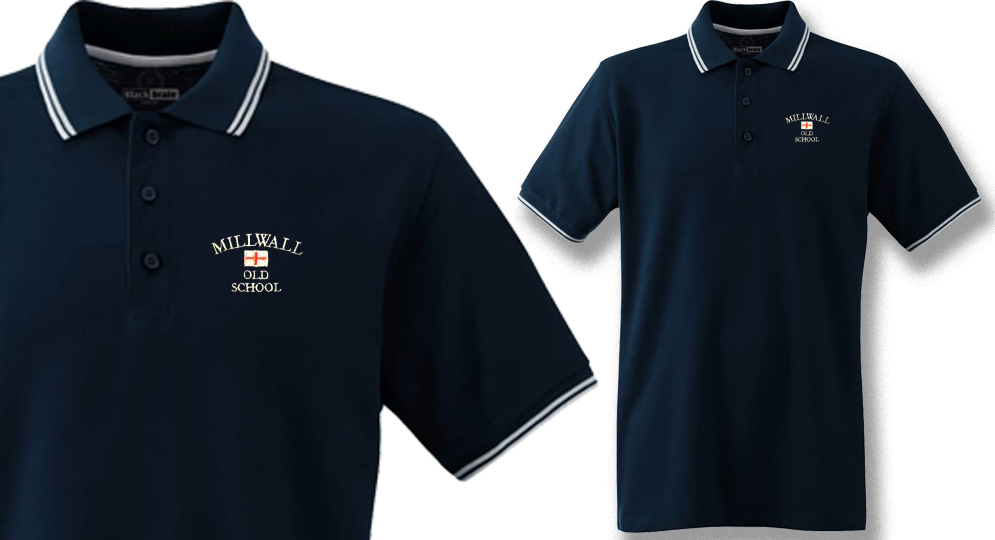 MILLWALL OLD SCHOOL Polos Pullovers Shirts