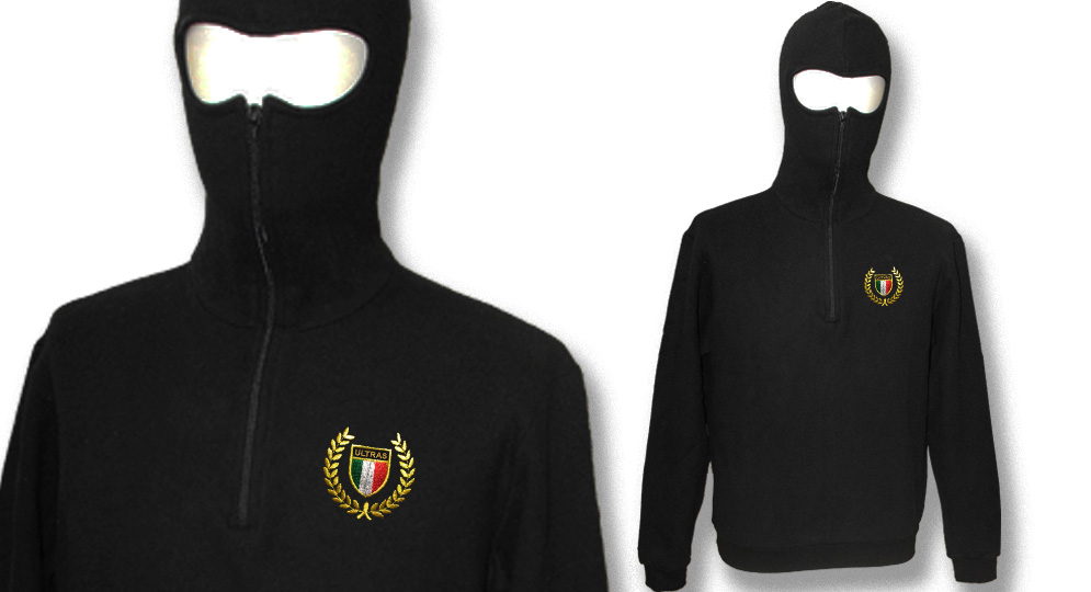 HOODY NINJIA ULTRAS TRICOLORE Sweats