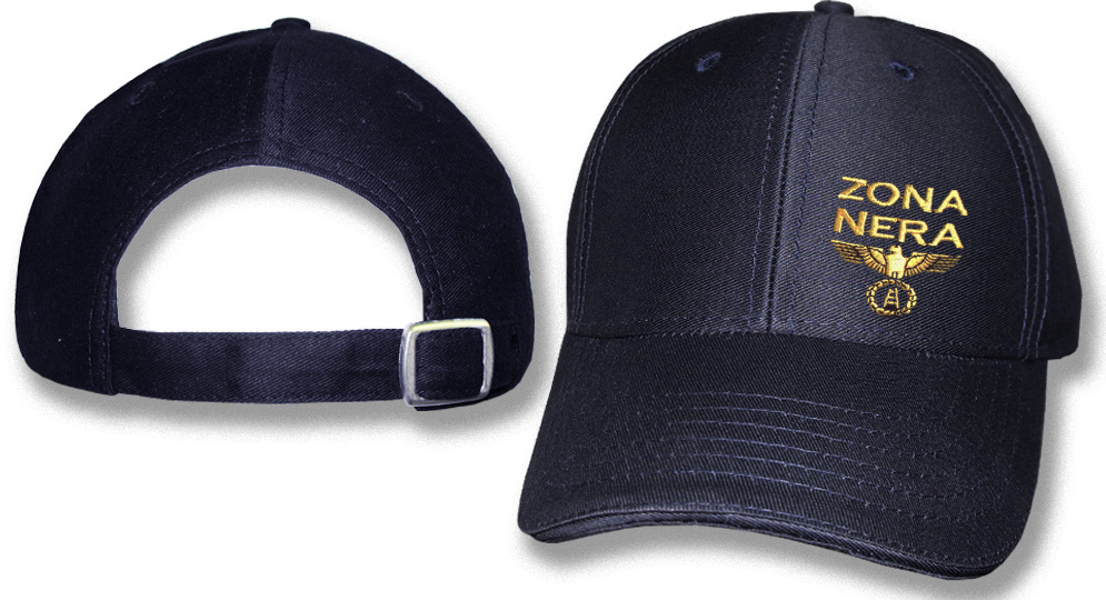 CAP ZONA NERA Caps