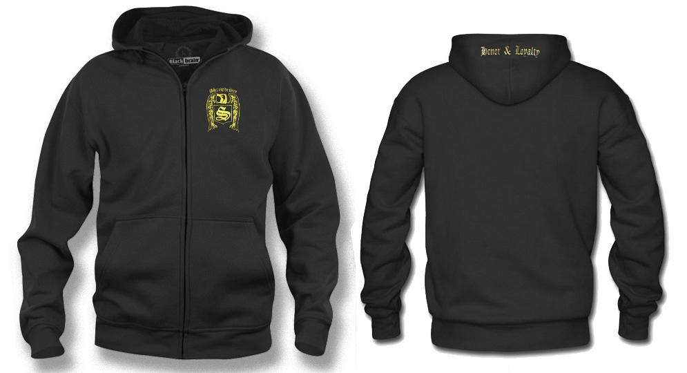 HOODY SKREWDRIVER HONOR & LOYALTY Sweaters & Hoodies