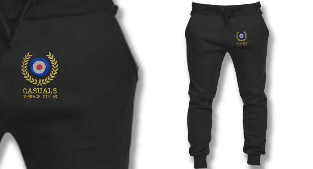 PANTALONE TUTA POLSINO CASUALS ALLORO TARGET Shorts & trousers