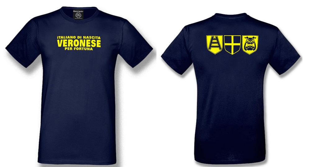 T-SHIRT VERONESE PER FORTUNA T-shirts