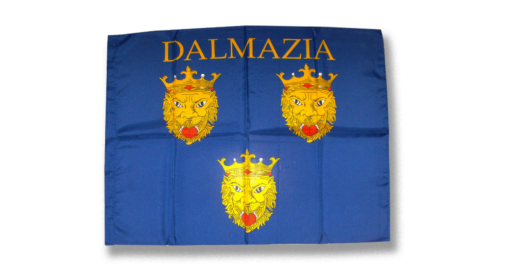 FLAG DALMAZIA Flags