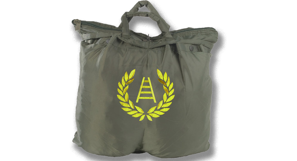 BAG ALLORO SCALA OLIVE Extras