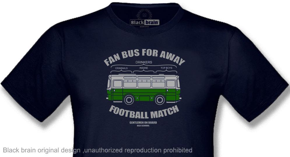 T-SHIRT FUN BUS T-shirts