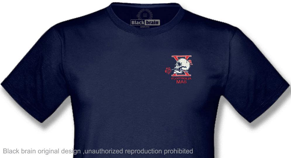 T-SHIRT DECIMA MAS RICAMO CUORE T-shirts