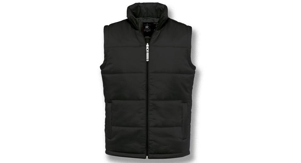 VEST BLACK Jackets