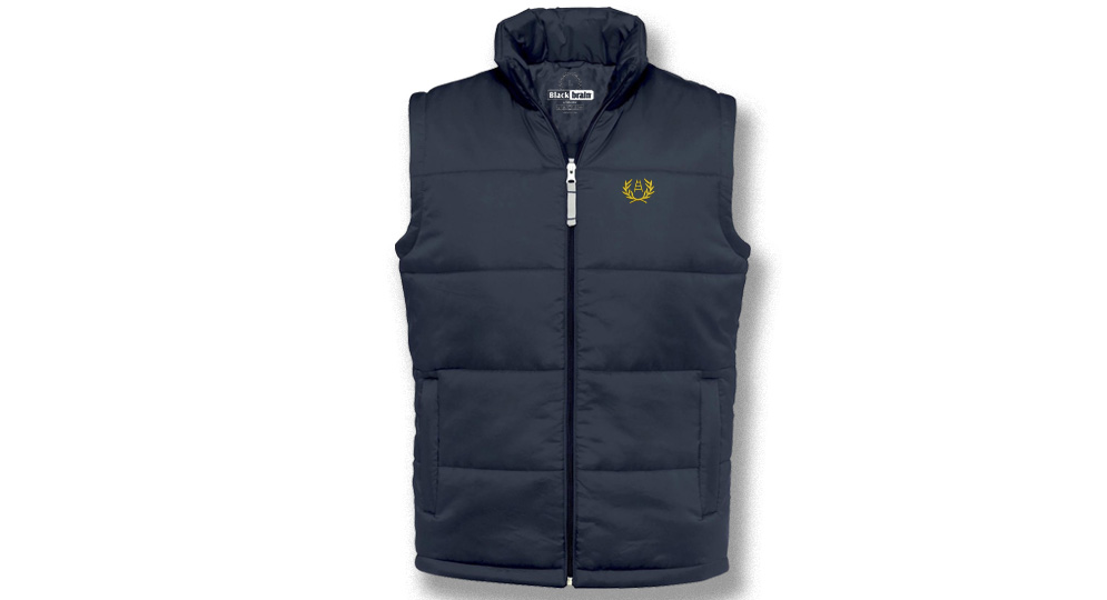 VEST NAVY ALLORO SCALA Jackets