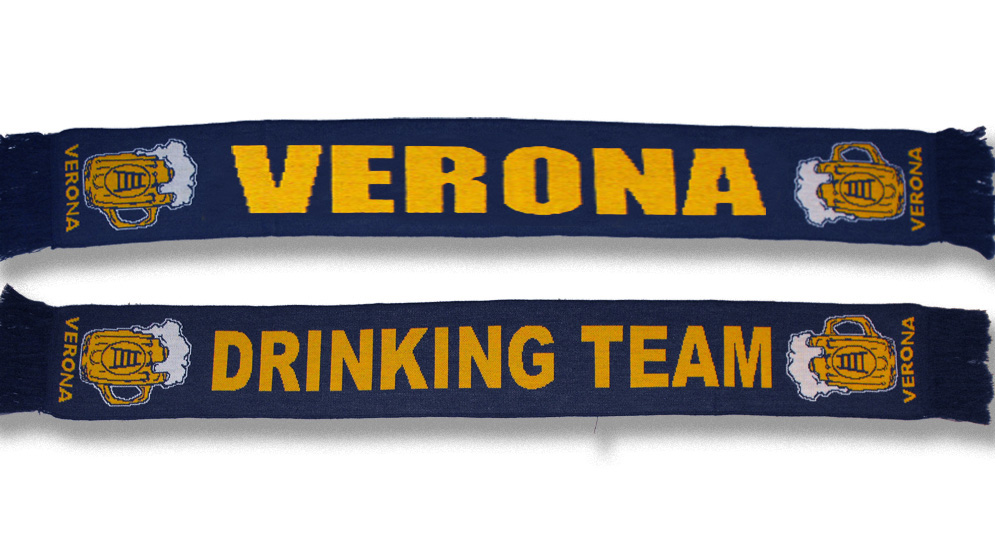 SCARF VERONA DRINKING TEAM Scarves