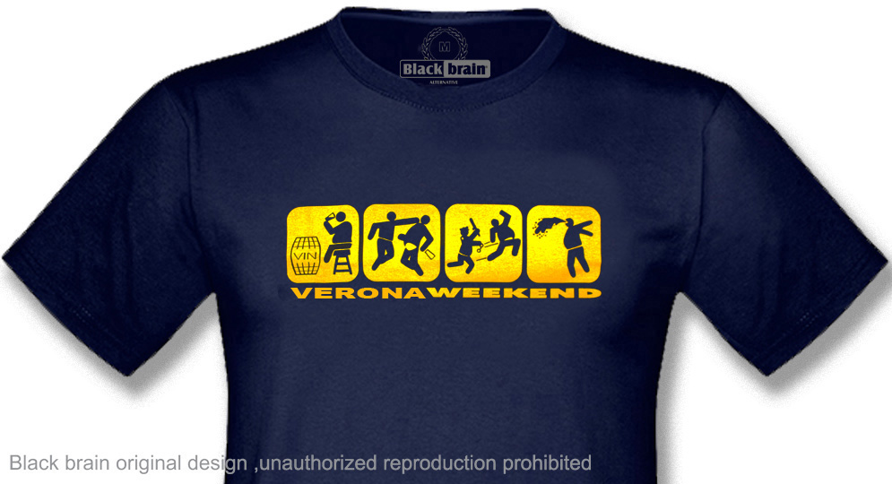 T-SHIRT VERONA WEEKEND T-shirts