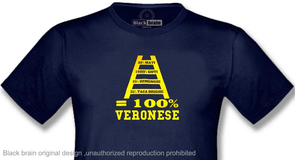 T-SHIRT 100% VERONESE