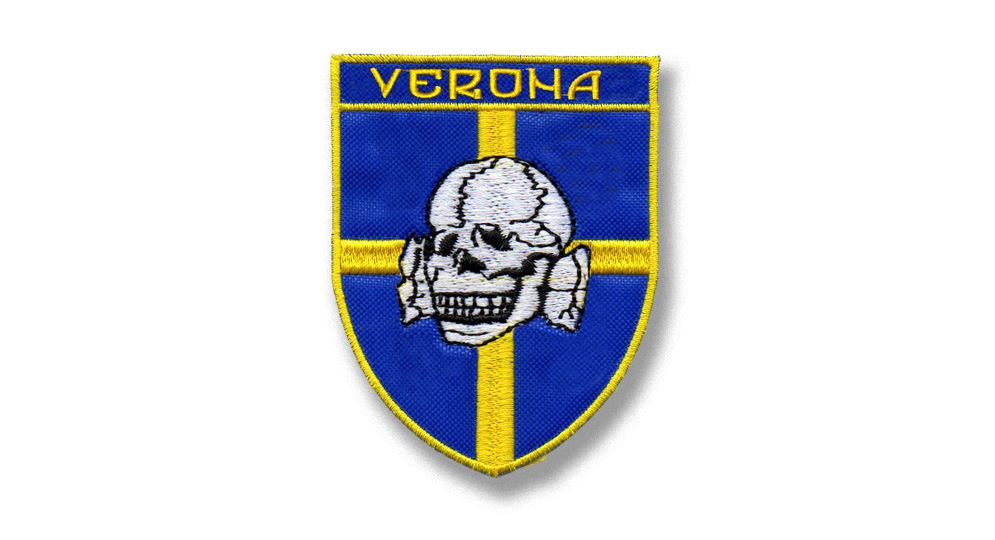 PATCH VERONA TESCHIO SCUDO Patches