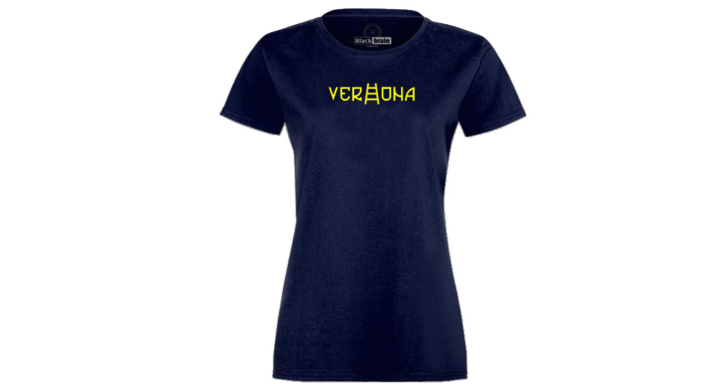 T-SHIRT DONNA VER/=ONA Ultras Baby
