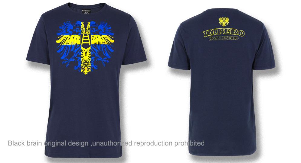 T-SHIRT AQUILA IMPERO SCALIGERO T-shirts