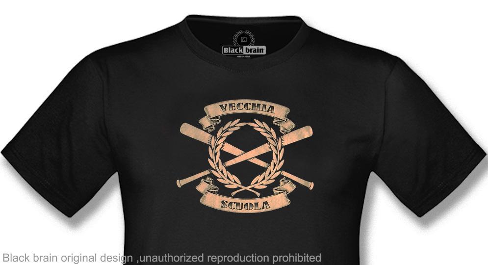 T-SHIRT VECCHIA SCUOLA T-shirts