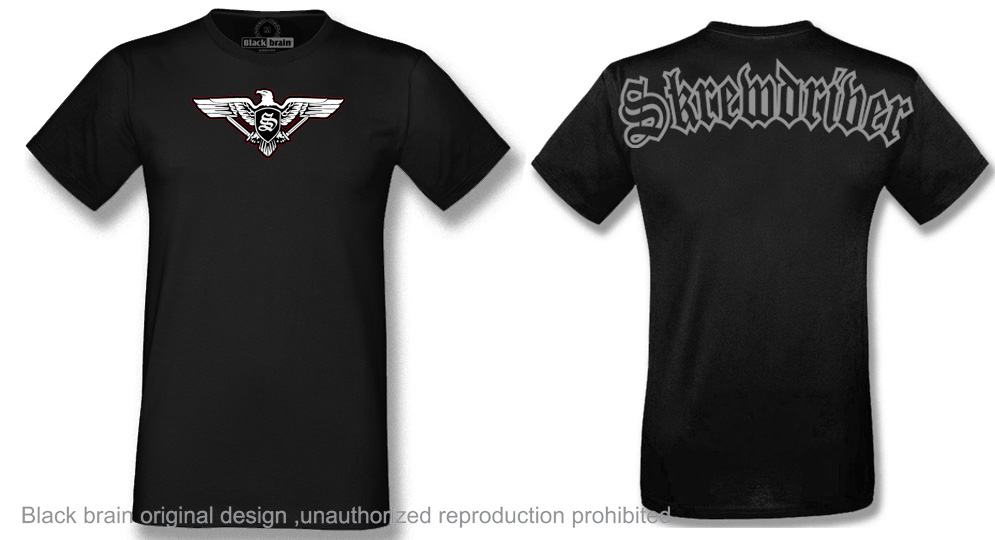 T-SHIRT SKREWDRIVER EAGLE T-shirts