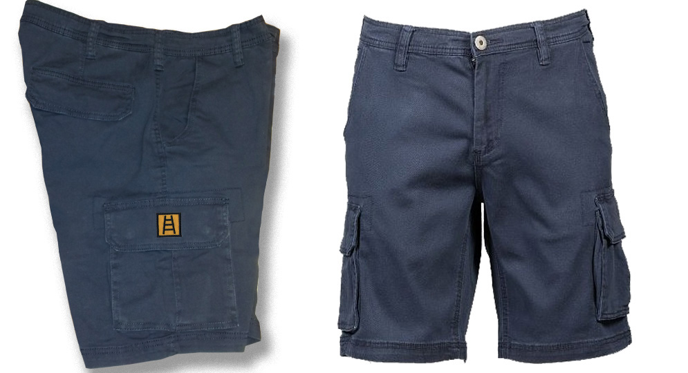 BERMUDA BLU SCALETTA Shorts & trousers