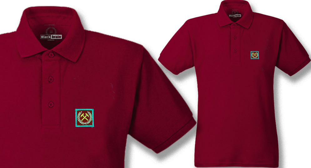 POLO HAMMERS APPLY Polos Pullovers Shirts