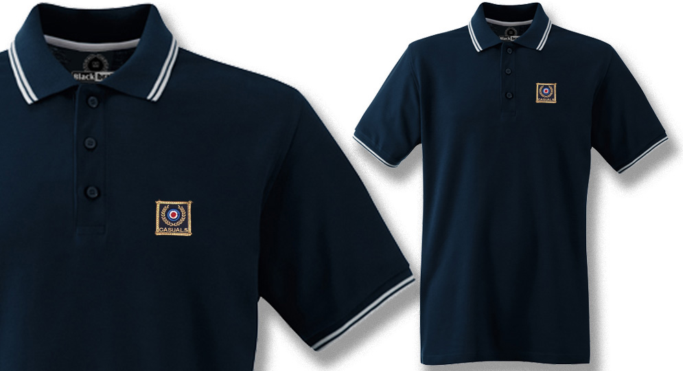 POLO CASUALS TARGET CROWN Polos Pullovers Shirts