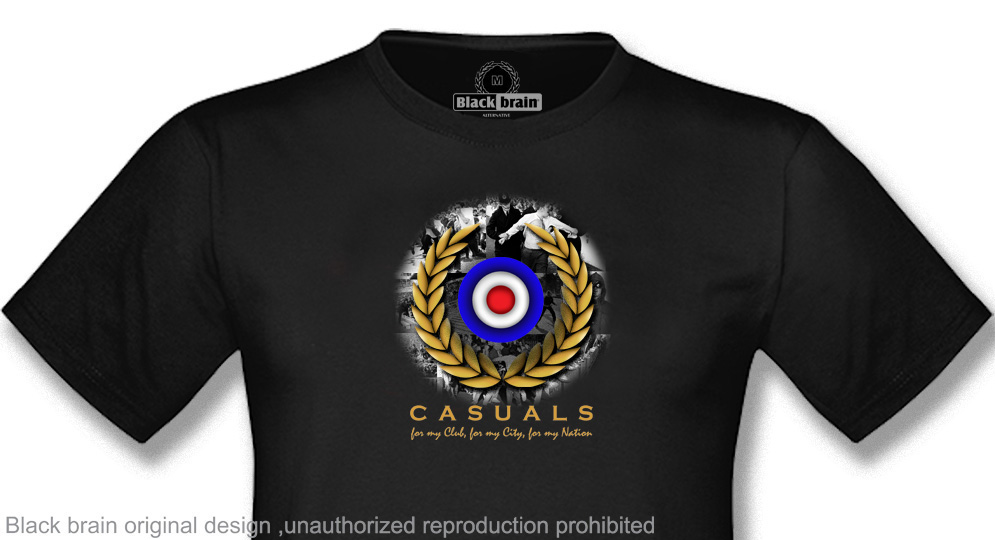 T-SHIRT CASUALS STORY