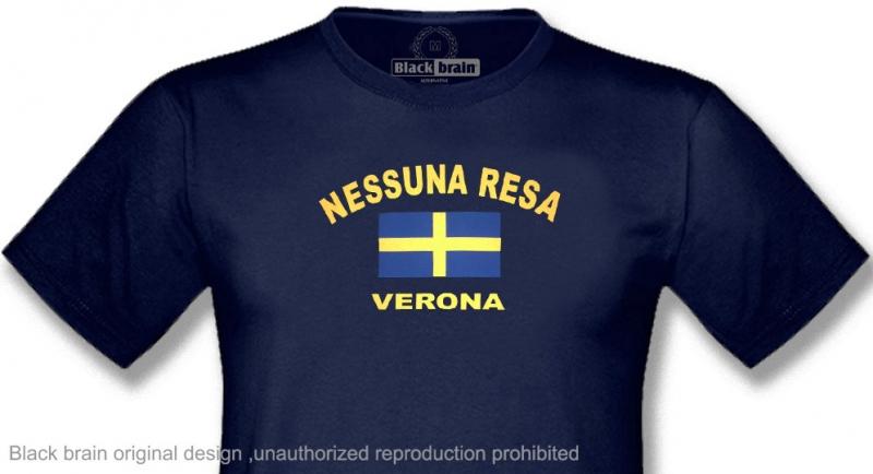 T-SHIRT NESSUNA RESA VERONA T-shirts