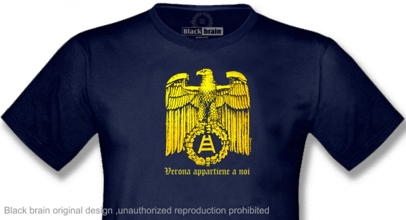 T-SHIRT AQUILA VERONA APPARTIENE A NOI T-shirts