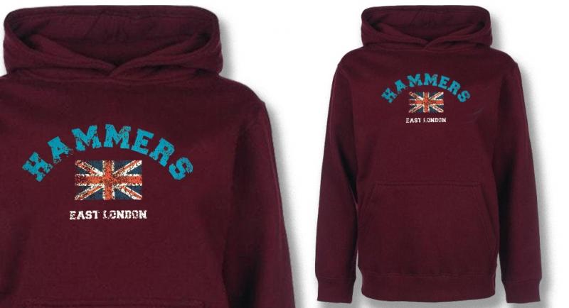 HOODY HAMMERS UK Sweaters & Hoodies