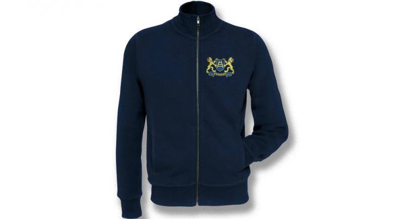 SWEAT FULL ZIP VERONA MASTINI Sweaters & Hoodies
