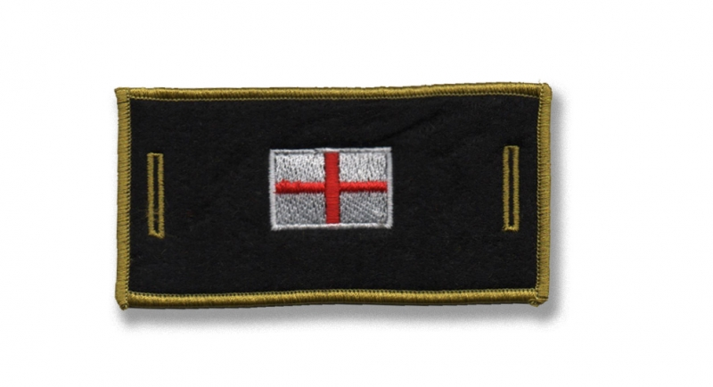 PATCHE ENGLAND LABEL FOR BUTTONS Patches