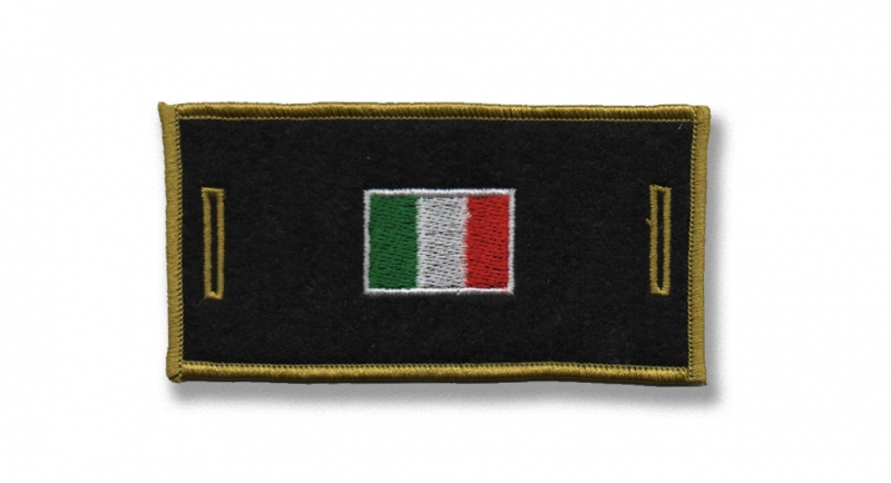 PATCHE ITALIA LABEL FOR BUTTONS