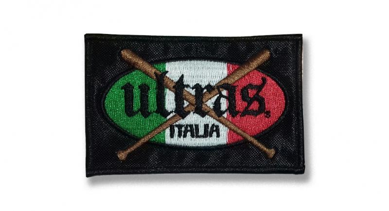 PATCHE ULTRAS ITALIA MAZZE