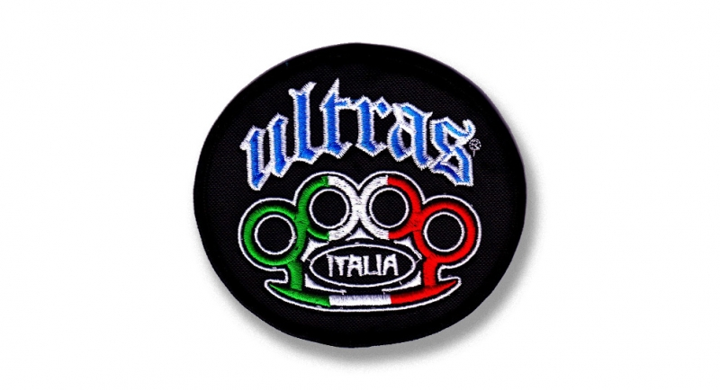 PATCHE ULTRAS ITALIA KNUKLE