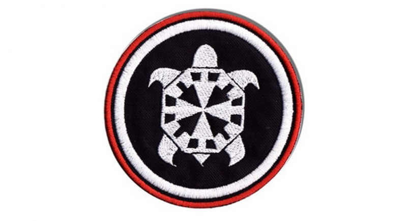 PATCHE CASAPOUND Patches
