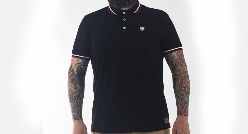 POLO CLASSIC BLACK European Brotherhood